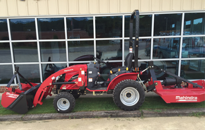 Link to Mahindra Tractor Inventory